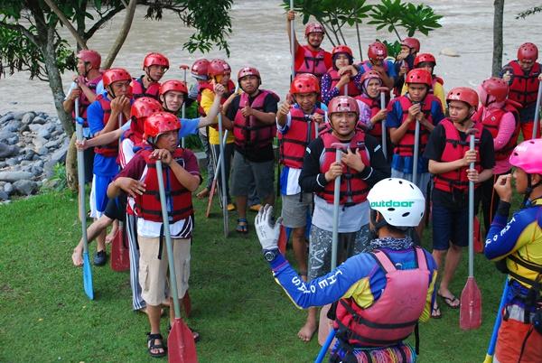 Rafting Serayu (Bannyu Woong Adventure) (5)