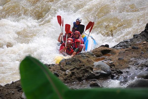 Rafting Serayu (Bannyu Woong Adventure) (65)