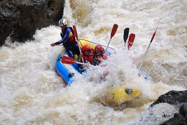 Rafting Serayu (Bannyu Woong Adventure) (68)
